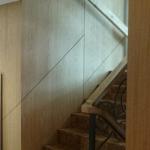 Spoonitud seinapaneelid, tammespoon, õlitatudTangensiaalne spoon – on laia tekstuuriga