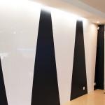 värvitud seinapannelid