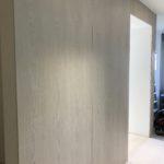 Tammespoon õlitatud seinapaneel